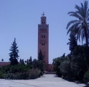 Minaret of Koutobia